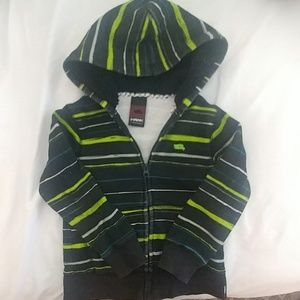 Boys tony hawk zip up hoodie